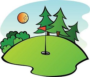 Golf Course Is Open