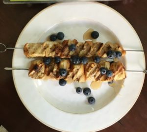 Weekend Recipe: French Toast Skewers