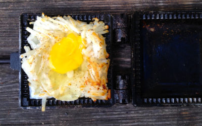 Weekend Recipe: Hash Browns & Eggs