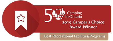 2019 Campers Choice Award