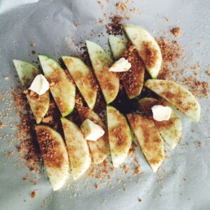 Weekend Recipe: Cinnamon Apples
