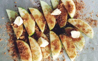 Weekend Recipe: Cinnamon Apples